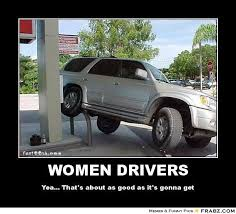 Driving Memes - worst woman drivers in the world female driver memes fail drive