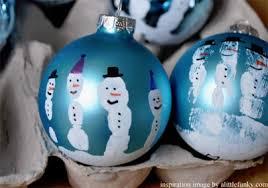 Christmas Ornaments For Baby Baby Handprint Christmas Ornament U2013 Nailed It Craftfail