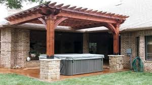 house porch side view brilliant wood patio cover kits here is a side view of the glulam