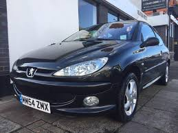 peugeot private sales used 2005 peugeot 206 1 6 16v xsi 3dr a c for sale in norfolk