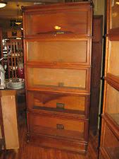 Globe Wernicke Bookcase 299 Barrister Bookcase Ebay