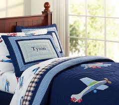 Airplane Bedding Sets by Bedding Set Wonderful Airplane Toddler Bedding Pottery Barn Kids