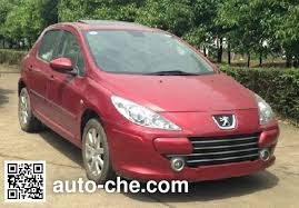 where is peugeot made dongfeng peugeot dc7165lldm car batch 262 made in china auto che