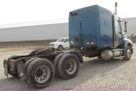 2005 freightliner columbia semi truck item h4734 sold a