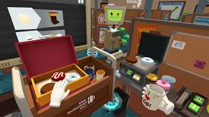 Desk Job Game by Job Simulator The 2050 Archives Game Ps4 Playstation