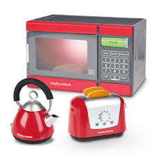 Morphy Richards Kettle And Toaster Set Morphy Ricgards Microwave Kettle And Toaster Casdon Toys