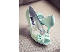 mint wedding shoes wedding wednesday finding your wedding shoes megan