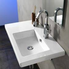 porcelanosa krion solid surface wall mounted sink basins http