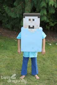 Minecraft Enderman Halloween Costume Minecraft Steve Enderman Costumes Dragonfly Designs