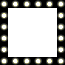 free vector graphic mirror lights backstage black free image