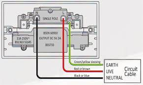 plug socket wiring diagram efcaviation com