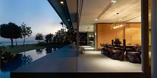 Glass Box House The Beacon House By Wow Architects Caandesign Architecture And