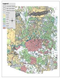Blm Maps Colorado by Maps Colorado Plateau Cooperative Ecosystem Studies Unit