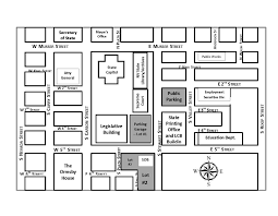directions parking public parking is available in three parking lots parking lot 1 is the parking garage located at the nw corner of s