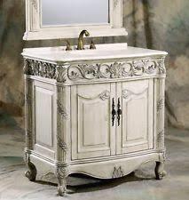 36 inch bathroom vanity modern carrera white marble top 36inch