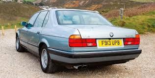 1988 bmw 7 series bmw e32 drive