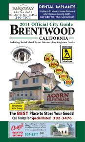 2011 2012 brentwood california yellow pages by brentwood press