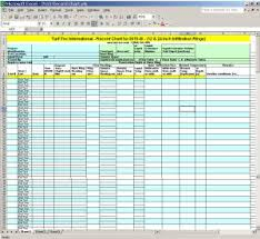 Spreadsheet Free Turf Tec International Free Downloadable Spreadsheets For