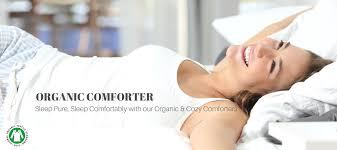 Organic Down Alternative Comforter Organic Textiles