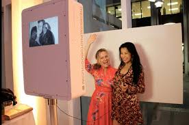 digital photo booth los angeles magazine s 50th anniversary celebration los angeles