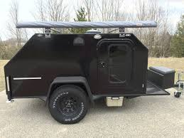 military trailer camper extreme tears off road teardrop trailers expedition portal