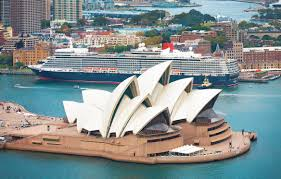 queen elizabeth to spend two months based in australia cruise advice