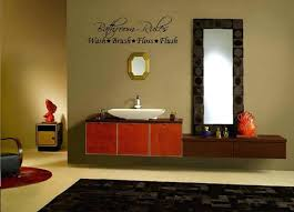 wall decor ideas for bathrooms pictures for bathroom wall decor image of modern bathroom wall decor