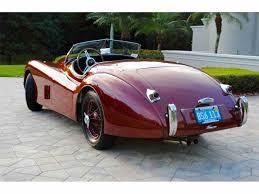 1954 jaguar xk120 se ots roadster for sale classiccars com cc