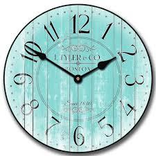Giant Clocks by Turquoise Clock
