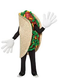Halloween Mascot Costumes Men U0027s Taco Mascot Costume Wholesale Mascot Costumes Adults