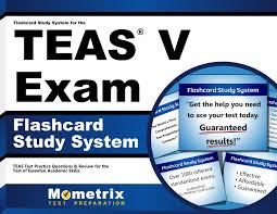 flashcard study system for the teas v exam teas test practice