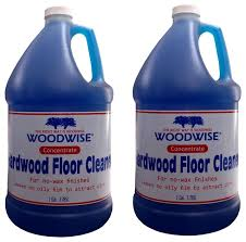 woodwise 1 us gallon concentrate no wax hardwood floor cleaner