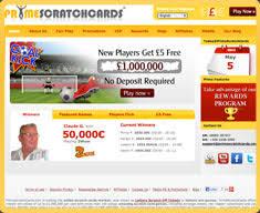 best scratch cards prime scratch cards 50 free scratch cards with uk prime site