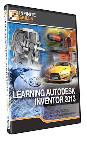 amazon com learning autodesk inventor 2013 training dvd