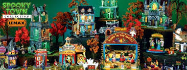 spooky town looms 2016 arrivals from spooky town and department 56
