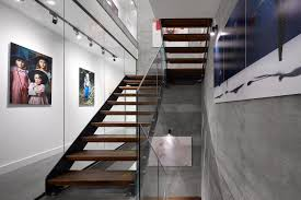 main entrance hall design home architecture goes surreal when mixed with art