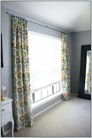 Patio Door Curtain Rod Patio Door Curtain Rods For Sliding Door Drapery Rods 89
