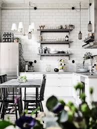 decor details in a scandinavian home