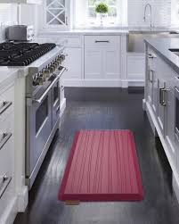 Floor Mats Kitchen Kitchen Red Kitchen Rugs Intended For Beautiful Red Kitchen Rugs