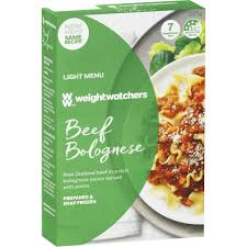 cuisine weight watchers weight watchers beef tomato bolognese 225g woolworths