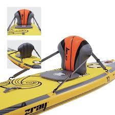 siege kayak zray kayak seat for isup