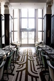 a parisian restaurant designed by interior designers gilles u0026 boissier