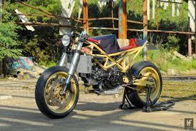 custom of the week ducati st2 by marlon motorcycles motofire