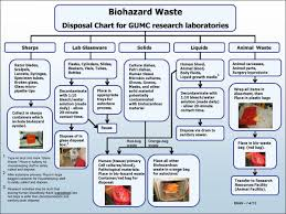 biowaste flow chart office of environmental health u0026 safety