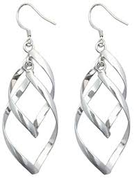design of earrings tapp collections trade fashionable sterling silver