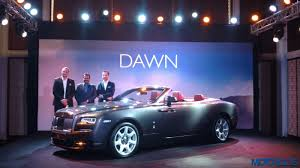 roll royce india rolls royce dawn india launch details images price and tech