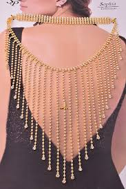 rhinestone necklace sets wholesale images Rhinestone jewelry set body chain wholesale jewelry jpg
