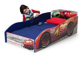 amazon com delta children wood toddler bed disney pixar cars