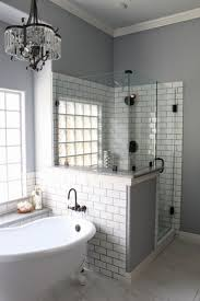 Half Bathroom Paint Ideas by 816 Best Bathroom Images On Pinterest Room Home And Architecture