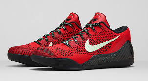 christmas kobes 100 best bryant sneaker colorways released